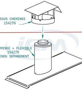 CHEMINEE-plus-FLEXIBLE CARRE