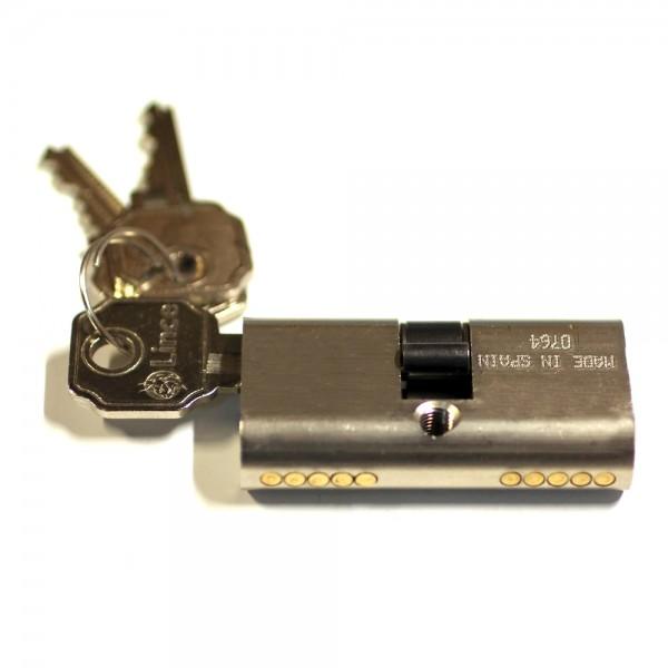 Barillet pour serrure sun roller porte d entree alu simple for Vitrage pour porte interieure